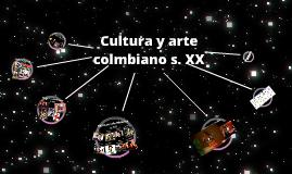 Cultura y artistas del s XX