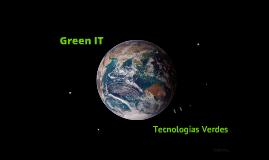 green IT sistemas de info