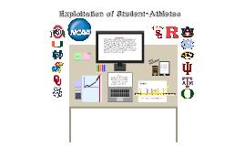 exploitation of college athletes