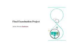 Final Examination Project