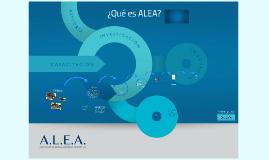 ¿Qué es ALEA?