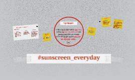 #suncreen_everyday