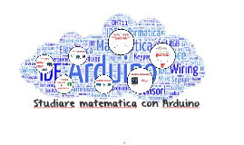 Studiare matematica con Arduino