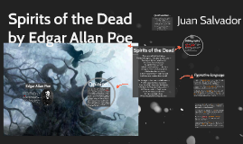 Spirits of dead by Edgar Allan Poe