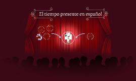 El tiempo presente en español