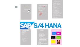 SAP S/4HANA –Master Data