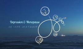 Depression During Menopause