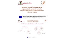 Seminario Regional: Obstáculos y Estrategias