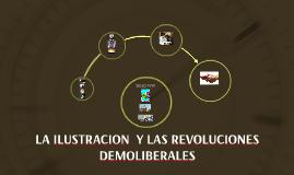 LAS ILUSTRACIONES Y LAS EVOLUCIONES DEMOLIBERALES