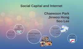 Social Capital and Internet