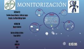 Monitorizaciòn