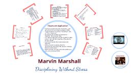 Theory Presentation: Marvin Marshall
