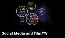 Social Media and Film/TV