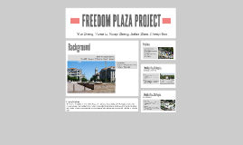 FREEDOM PLAZA PROJECT