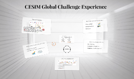 Copy of CESIM Global Challenge Overview