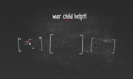 war child helpt!