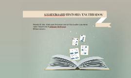 STORYBOARD HISTORIA 'ENCERRADOS'