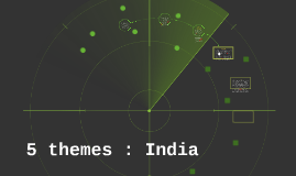 5 themes : India