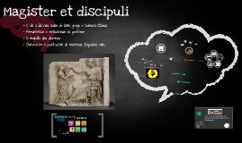 Magister et discipuli MMXVII