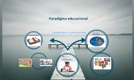 Paradigma educacional