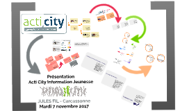 DELEGUES - Lycée JULES FIL  CARCASSONNE-  Présentation acti city - Information jeunesse