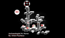 Archaeologist Vs. Nurse