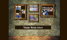 Art Students at Tehipite Middle School