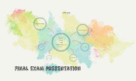 Final exam presentation