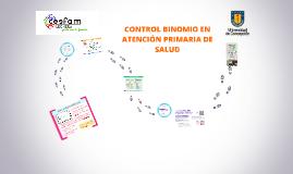 Control Binomio