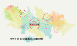 Why is Australia unique?