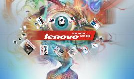 Exposicion Lenovo