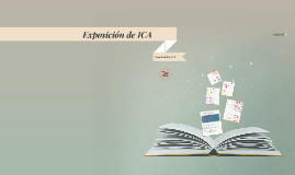 Exposición de ICA