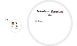 Tribute to Bionicle '01