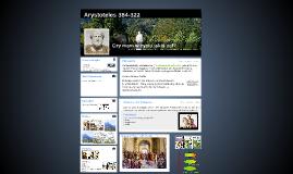 Arystoteles 384-322