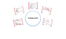 Urheber- und Leistungsschutzrecht