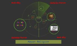 Copy of Mayan Religion