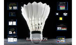 U.D. BADMINTON