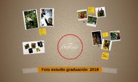 Foto estudio graduación
