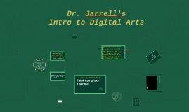 Intro to Digital Arts