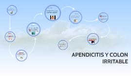 APENDICITIS Y COLON IRRITABLE