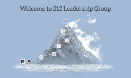 Welcome to 212 Leadership Group