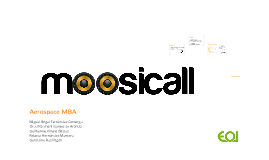 Moosicall - Corporate Finance