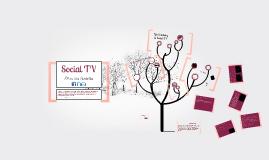 Social TV: TV en Dos Pantallas