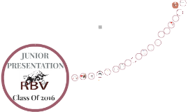 RBV Junior PRESENTATION 2014-15