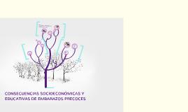 Copy of CONSECUENCIAS SOCIOECONÓMICAS Y EDUCATIVAS DE EMBARAZOS PREC