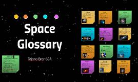 Space Gloassary