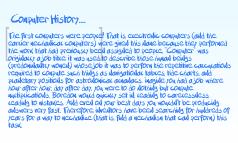 Computer History....