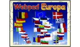 europa webpad just