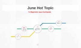 June Hot Topic