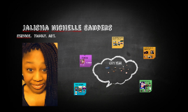 Copy of Life Map of Jazmine Dana Marie Sanders